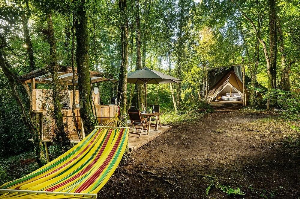 Crafty Camping Dorset Glamping