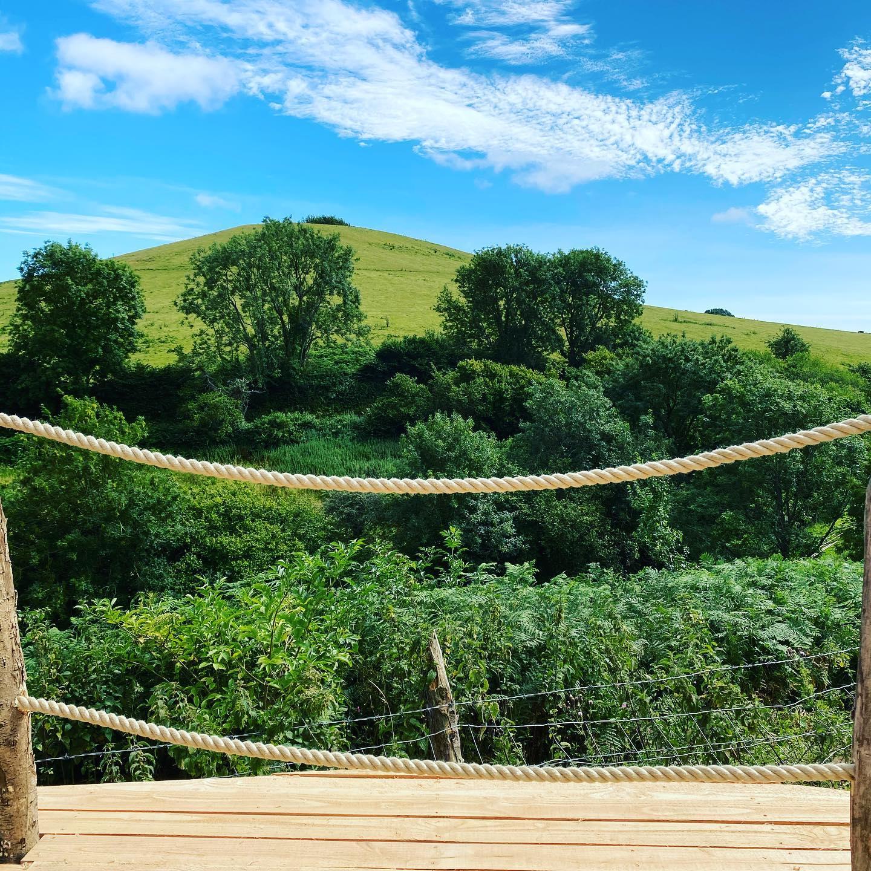 Walnut Farm Glamping View Dorset