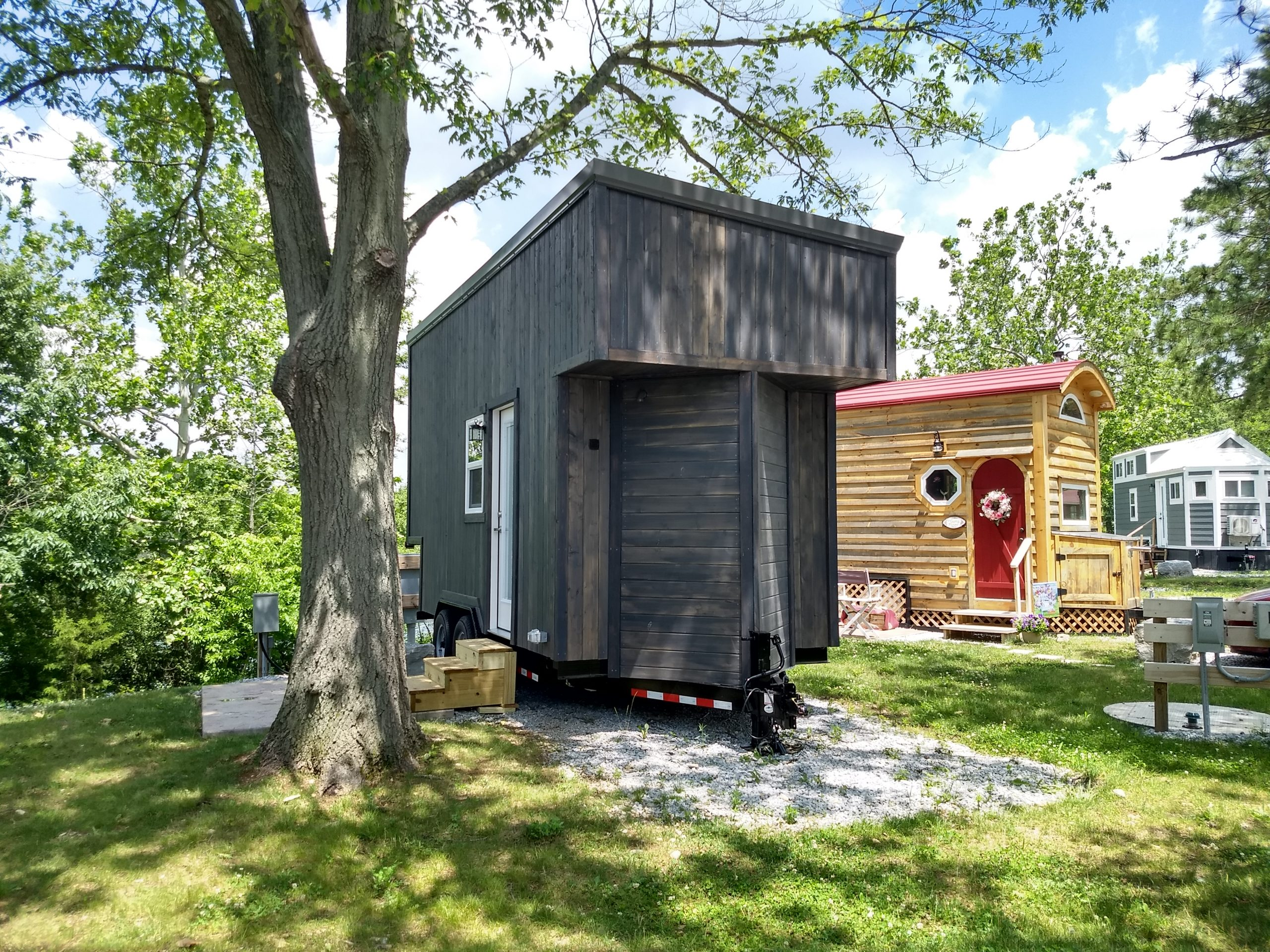 Tiny House at Ohio Tiny House Community