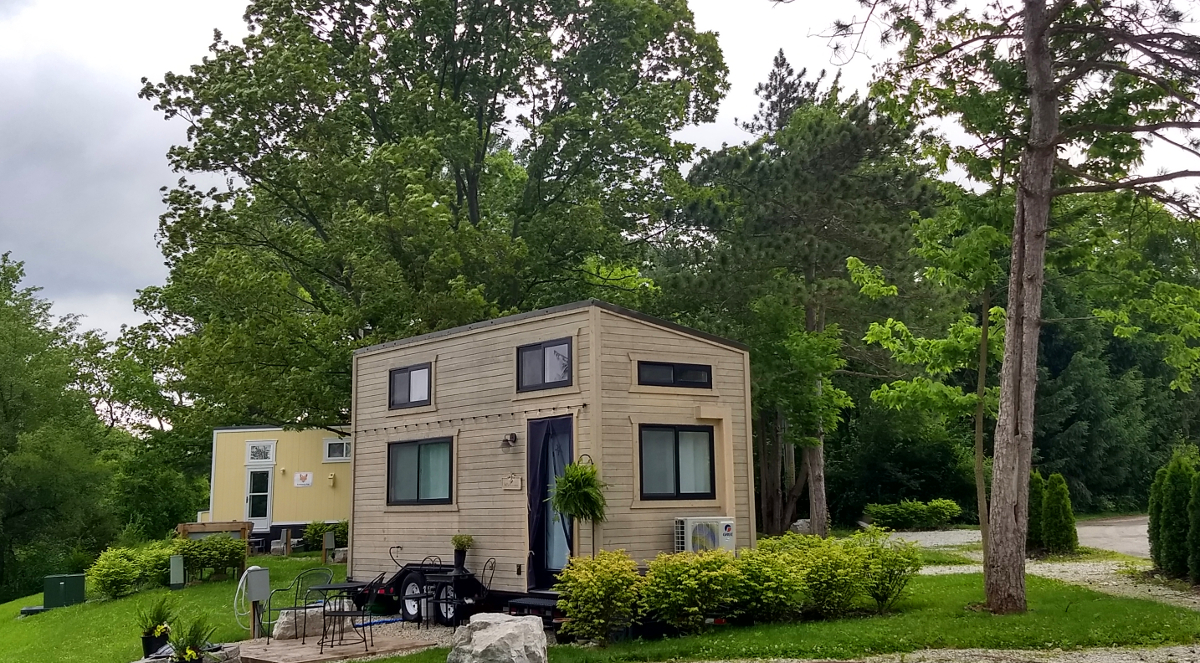 Tiny House at Cedar Springs