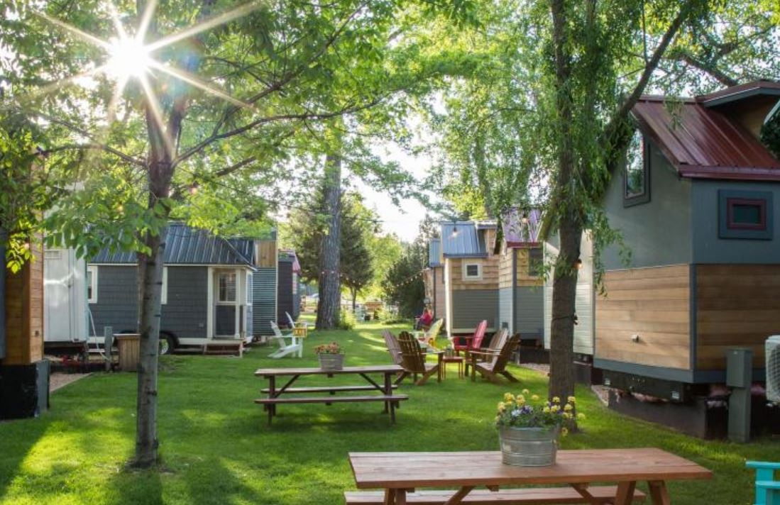 Wee Casa Tiny Home Community in Colorado