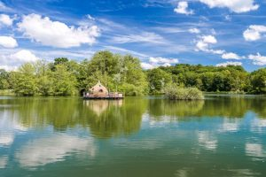 Unique of the Week – Cabane des Grands Lacs, France