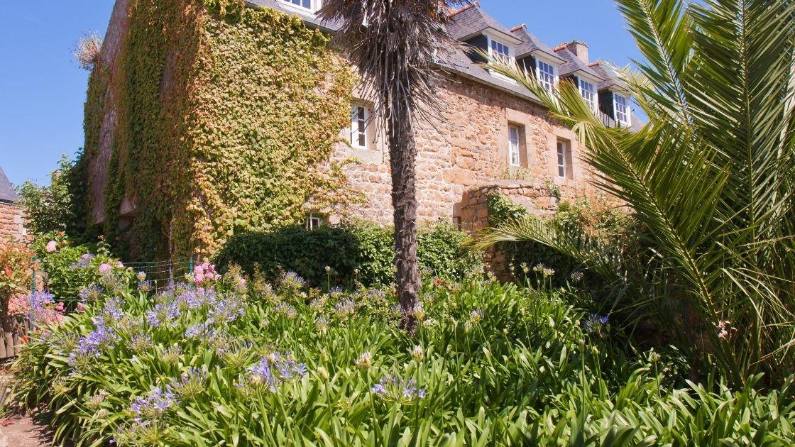 stone cottage France