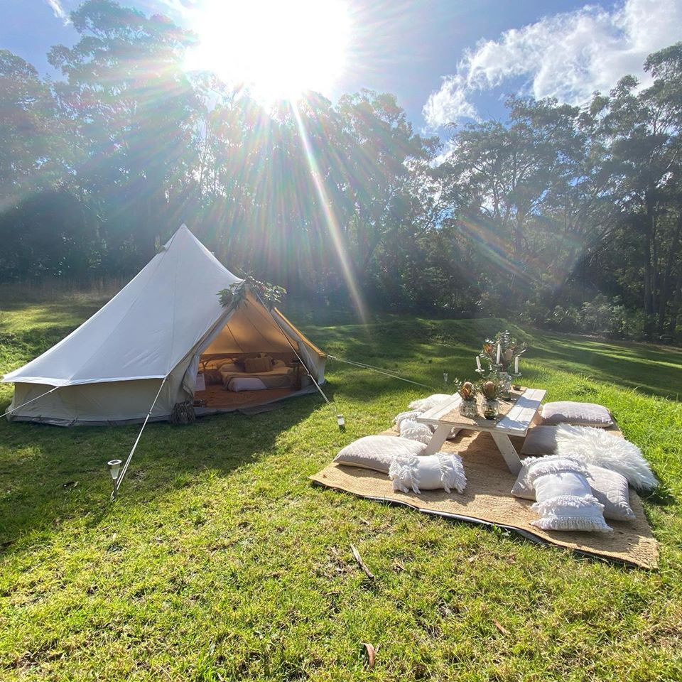 Go Glamping mobile glamping NSW